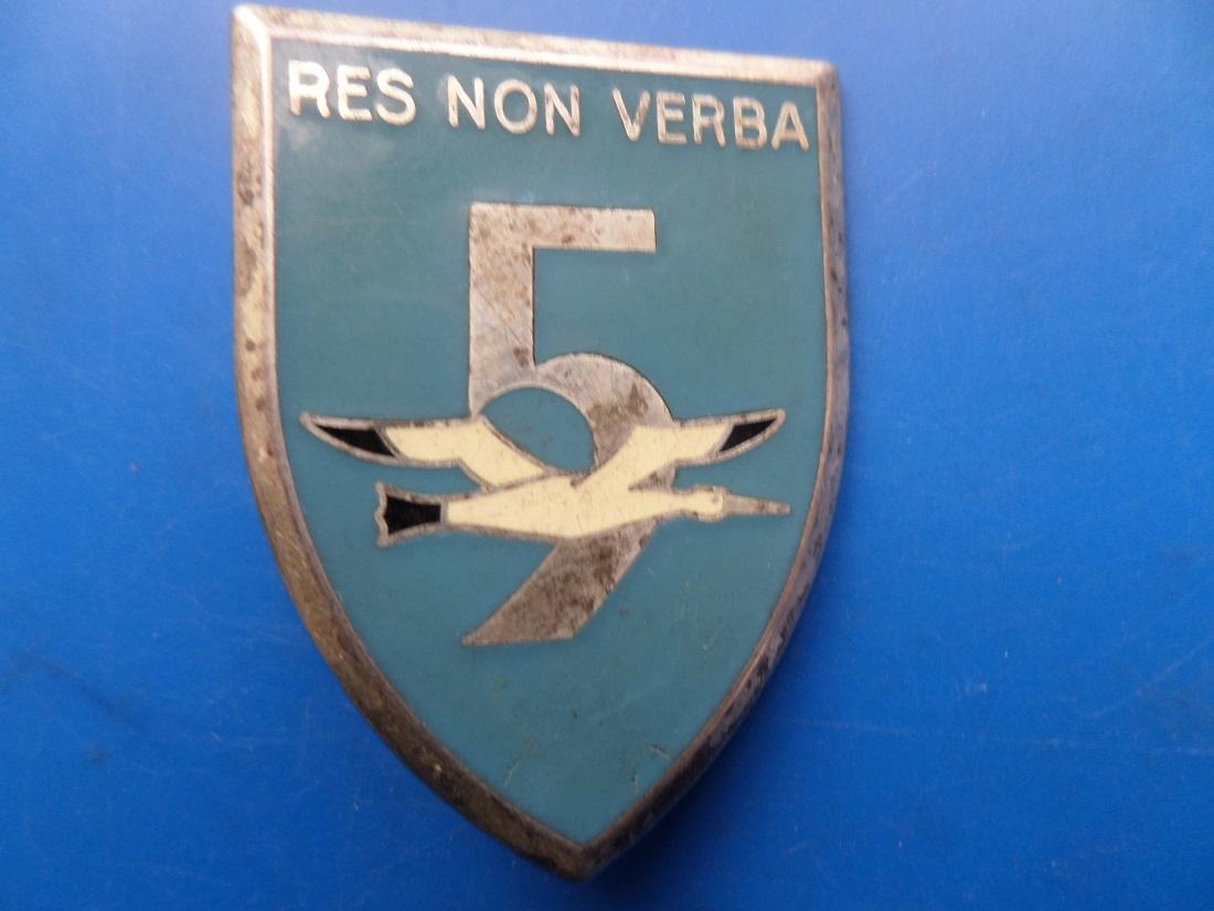 5 regiment du materiel