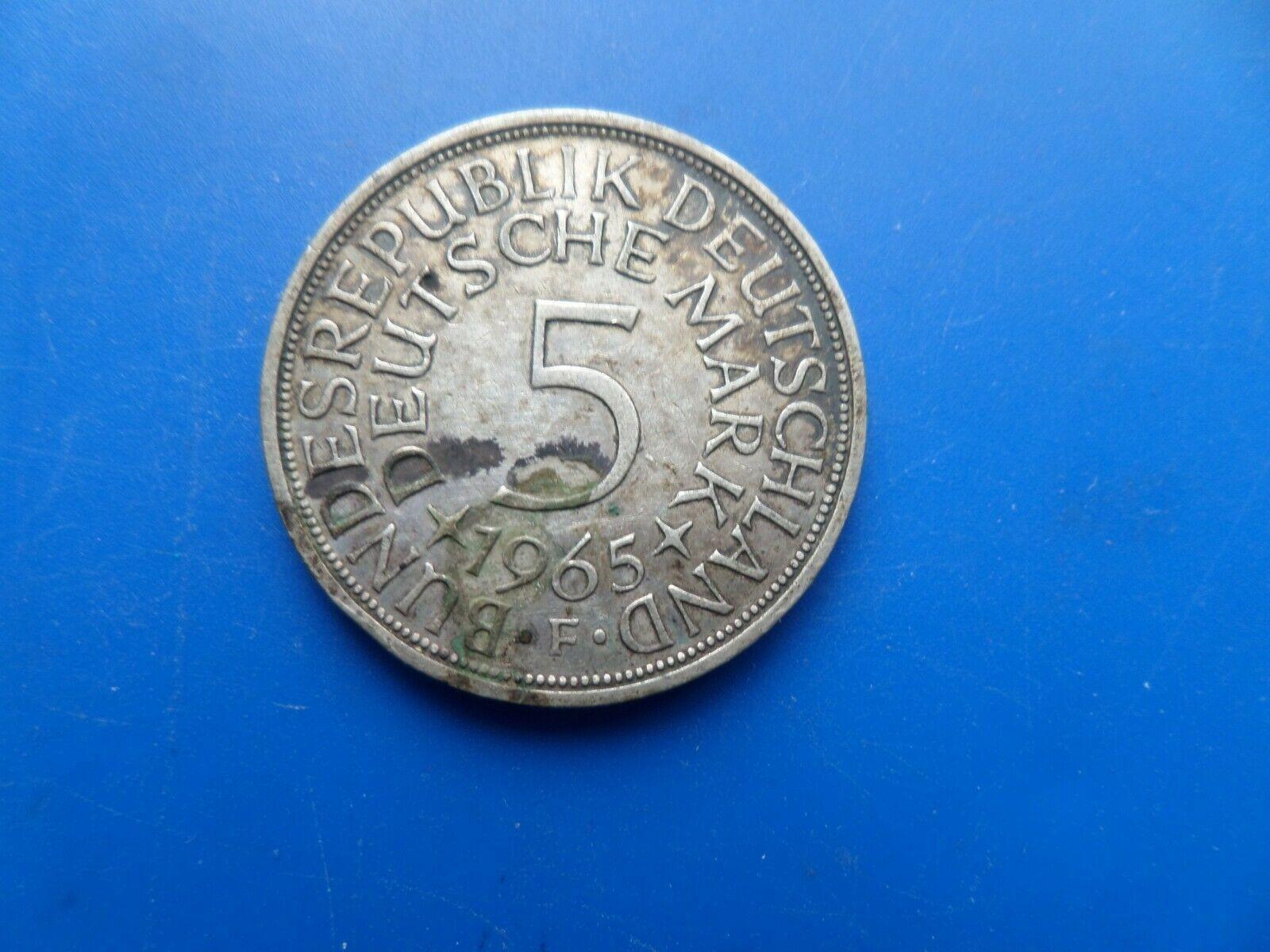 5 reichsmark argent 1