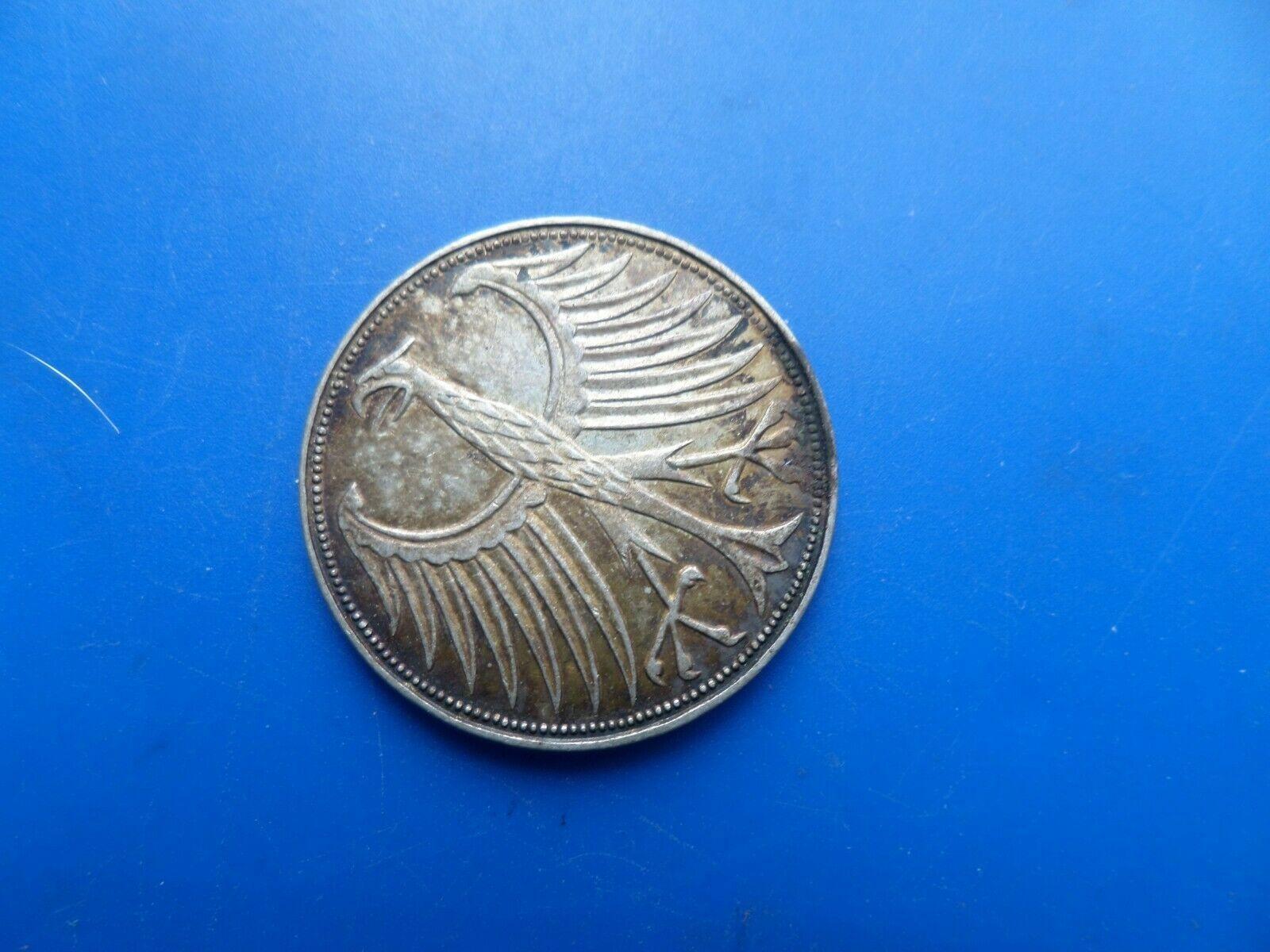 5 reichsmark argent 5