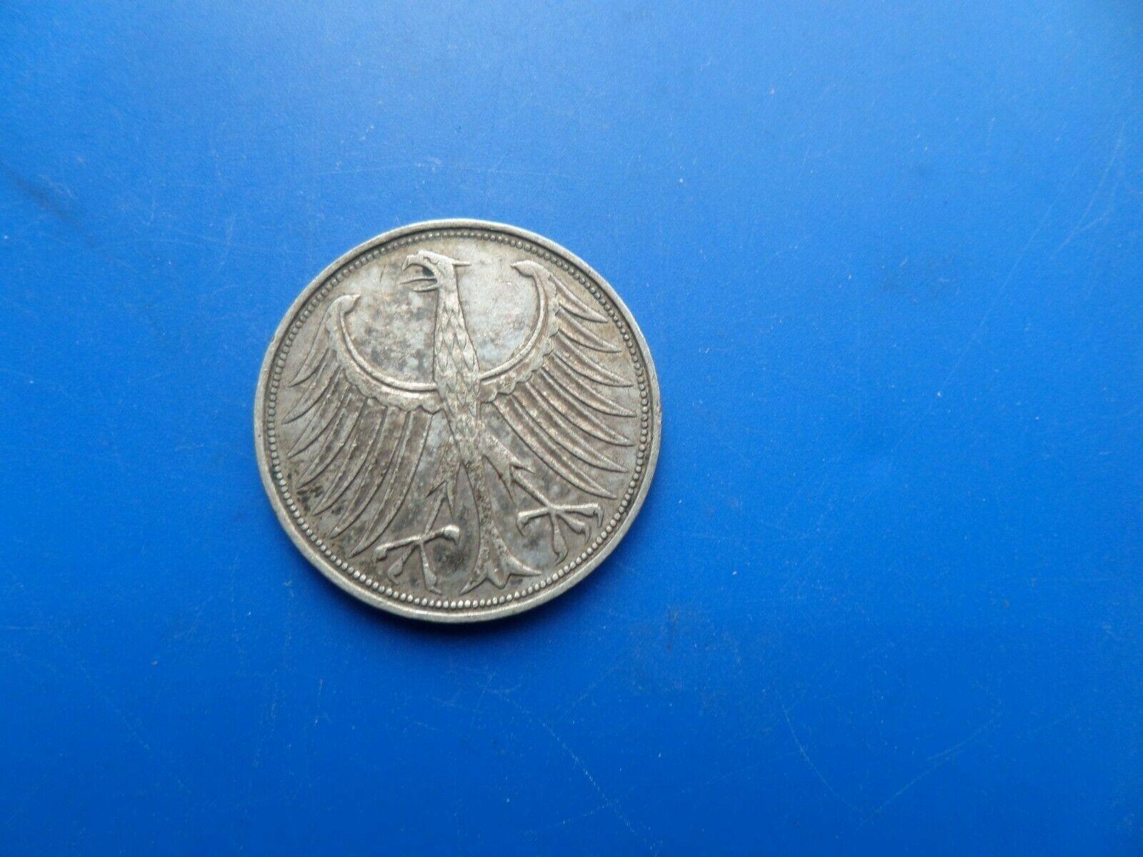5 reichsmark argent