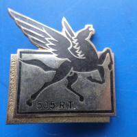 505 regiment du train