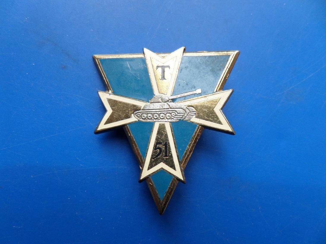 51 bataillon de transmissions de la division blindee