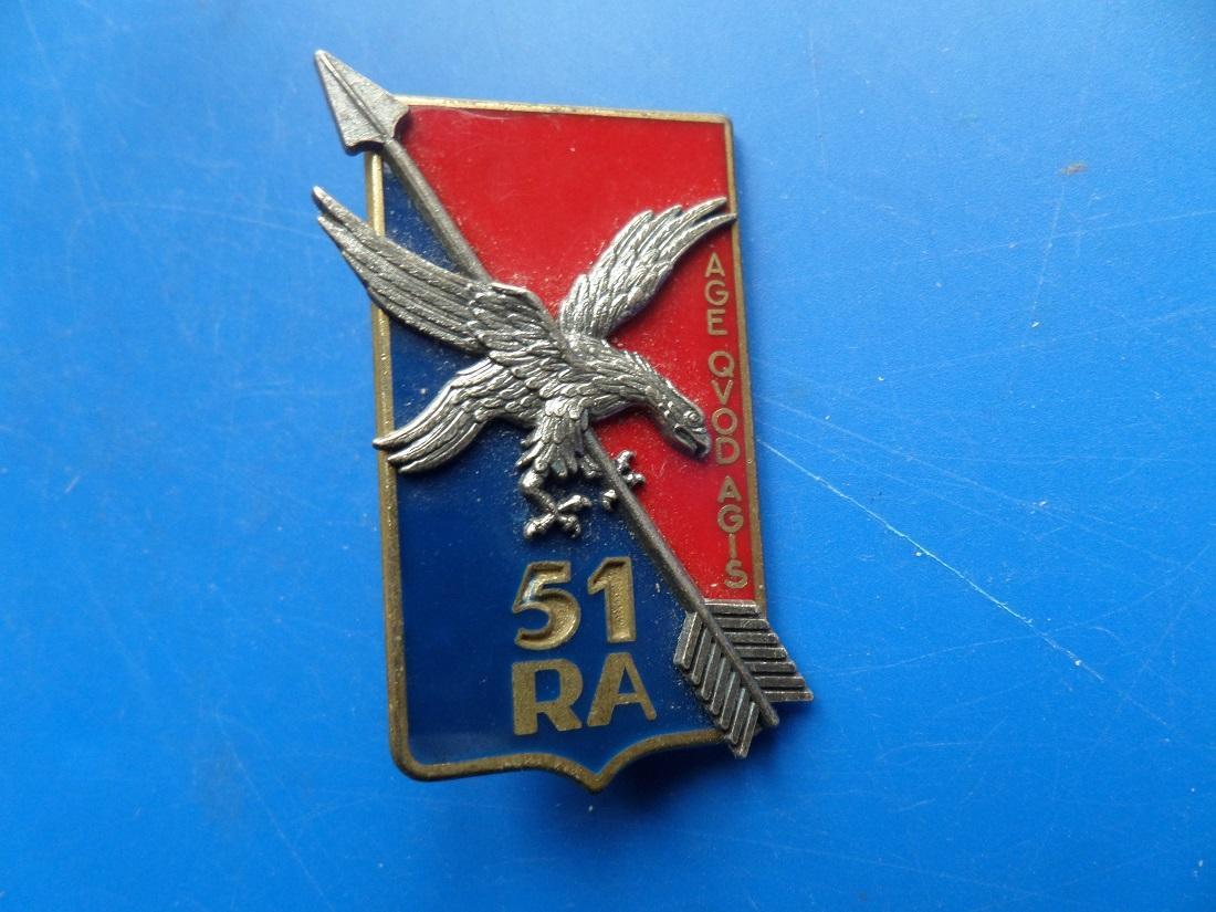 51 regiment d artillerie
