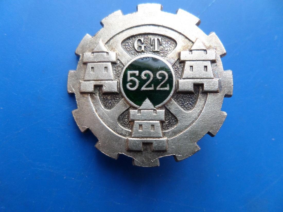522 groupe de transport