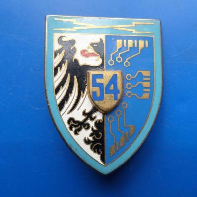54 regiment de transmissions