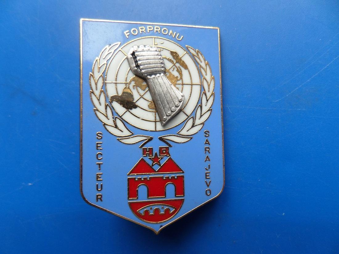 6 d l b forpronu hq secteur sarajevo 1993