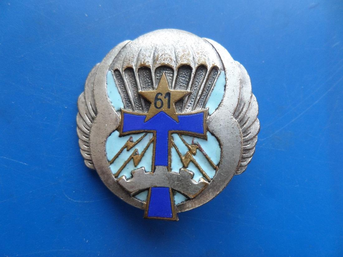 61 bataillon de commandement et de transmissions
