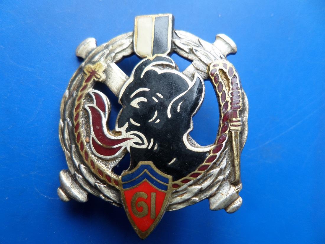 61 regiment d artillerie dp