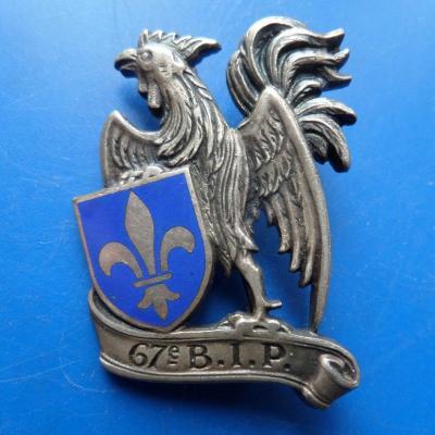 67 bataillon d infanterie portee