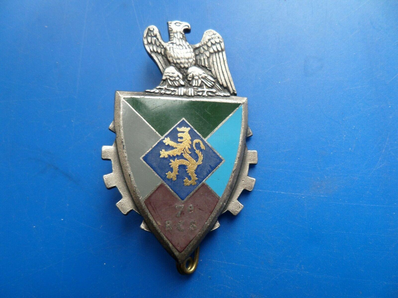 7 regiment de commandement