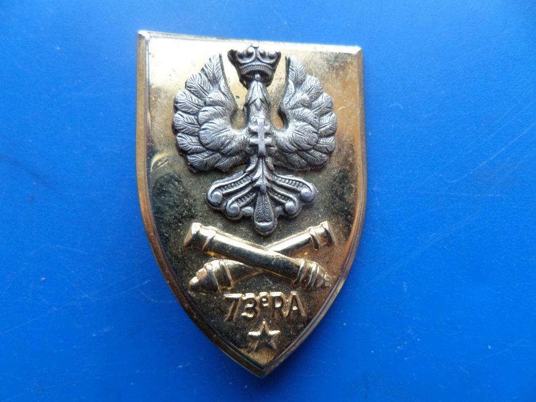 73 regiment d artillerie