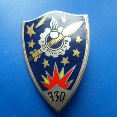 730 compagnie de munitions