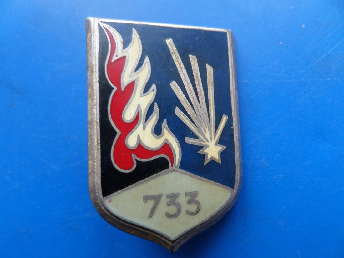 733 compagnie de munitions
