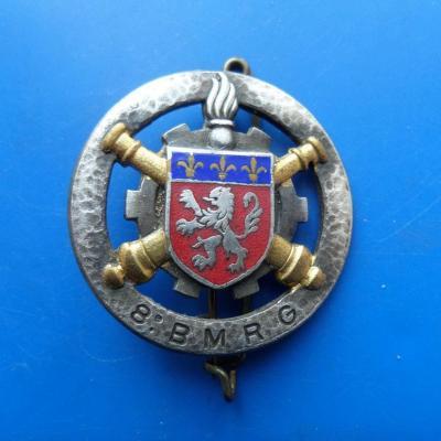 8 bataillon du materiel de reserve generale