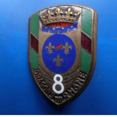 8 regiment de dragons