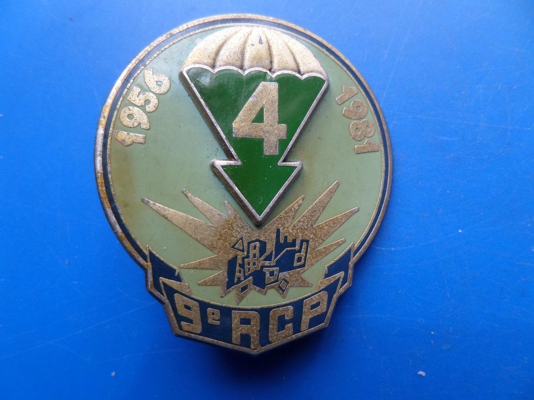 9 regiment de chasseurs parachutiste 4 compagnie