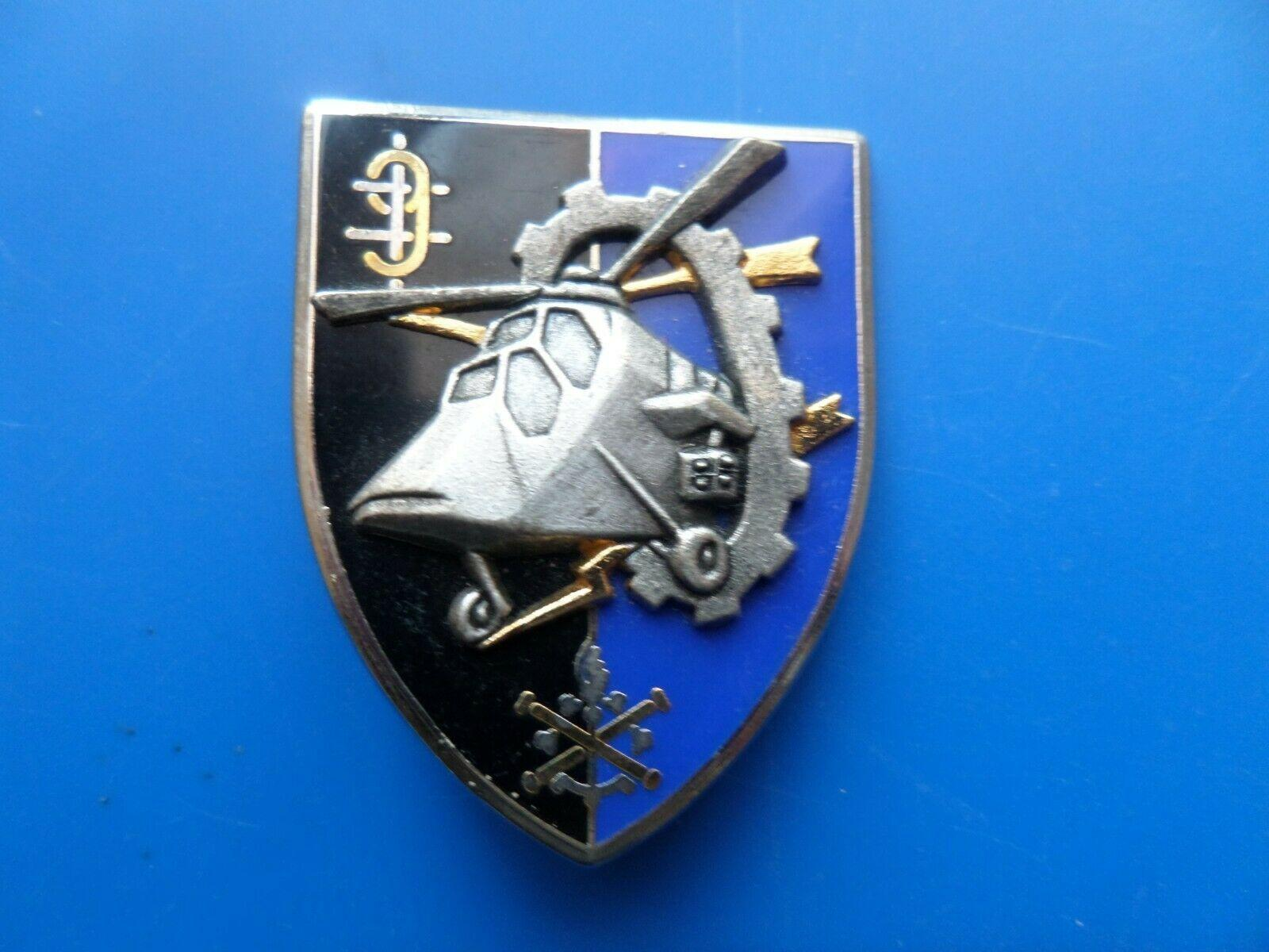 9 regiment soutien aeromobile