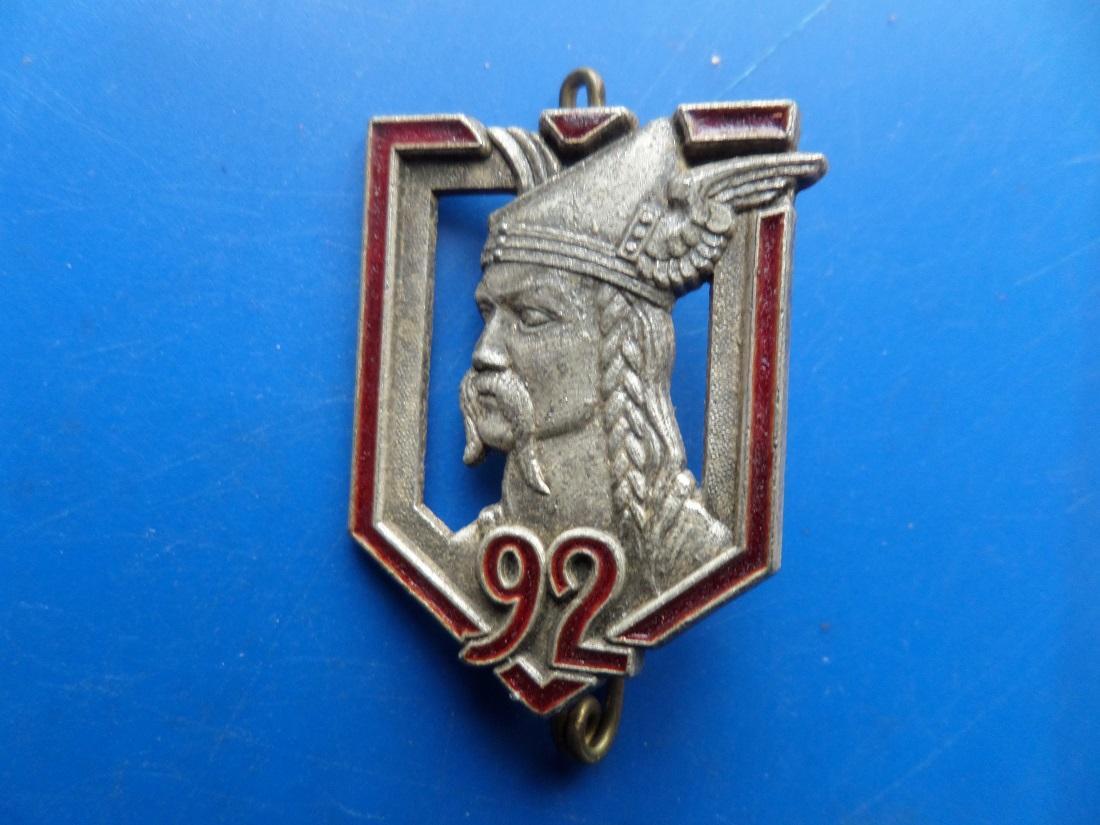 92 regiment d infanterie
