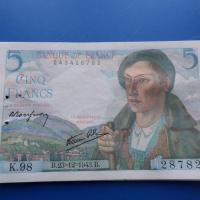 A 5 francs berger 28782