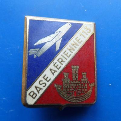 Base aerienne 113 saint dizier