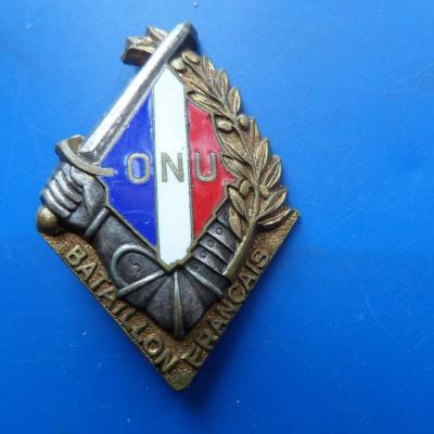 Bataillon francais onu