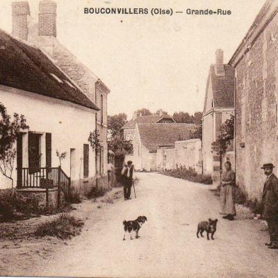 Bouconvillers