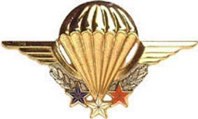 Brevet instructeur parachutiste