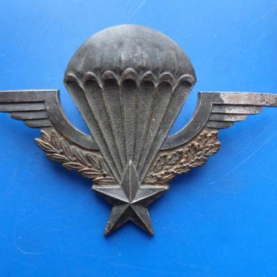 Brevet parachutiste mourgeon