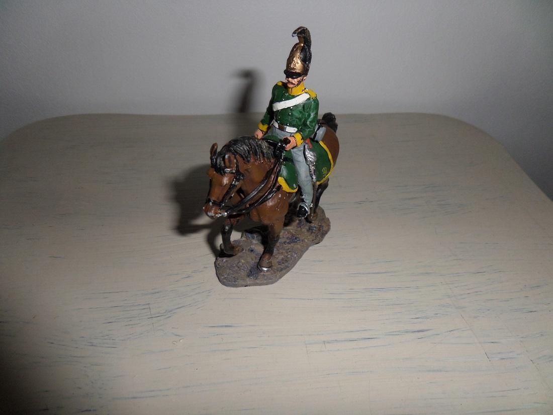 Cavalier russe dragon