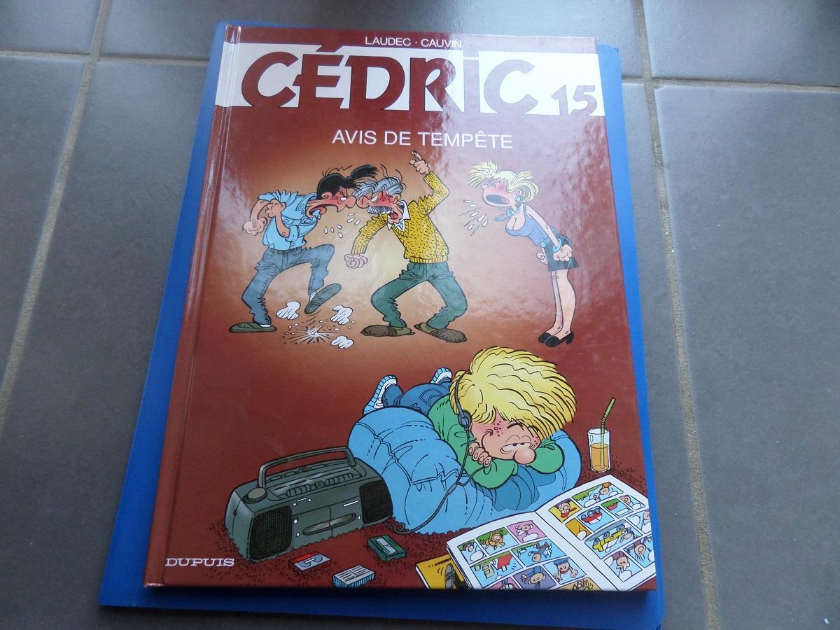 Cedric album 15