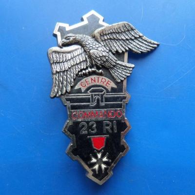 Centre commando 23 r i