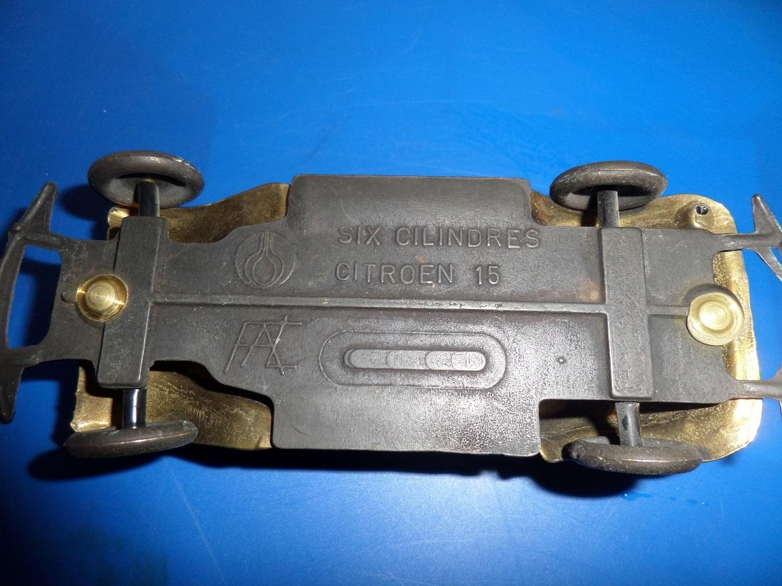 Citroen traction 15 fal