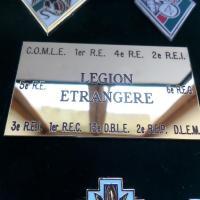 Coffret insignes legion etrangere 3