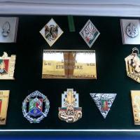Coffret insignes legion etrangere balme