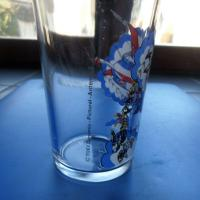 Goldorak verre vintage