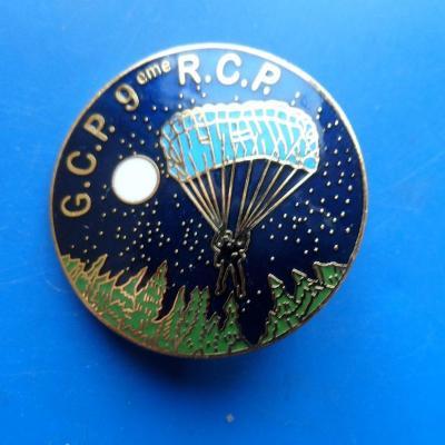 Groupement commandos parachutistes du 9 rcp