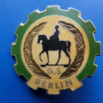 Groupement des services forces francaises berlin