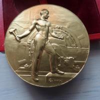 Insdustrie medaille