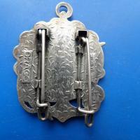 Insigne de beret des fusiliers marins drago
