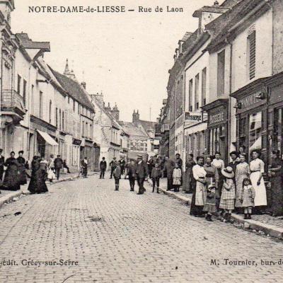 Liesse rue de laon