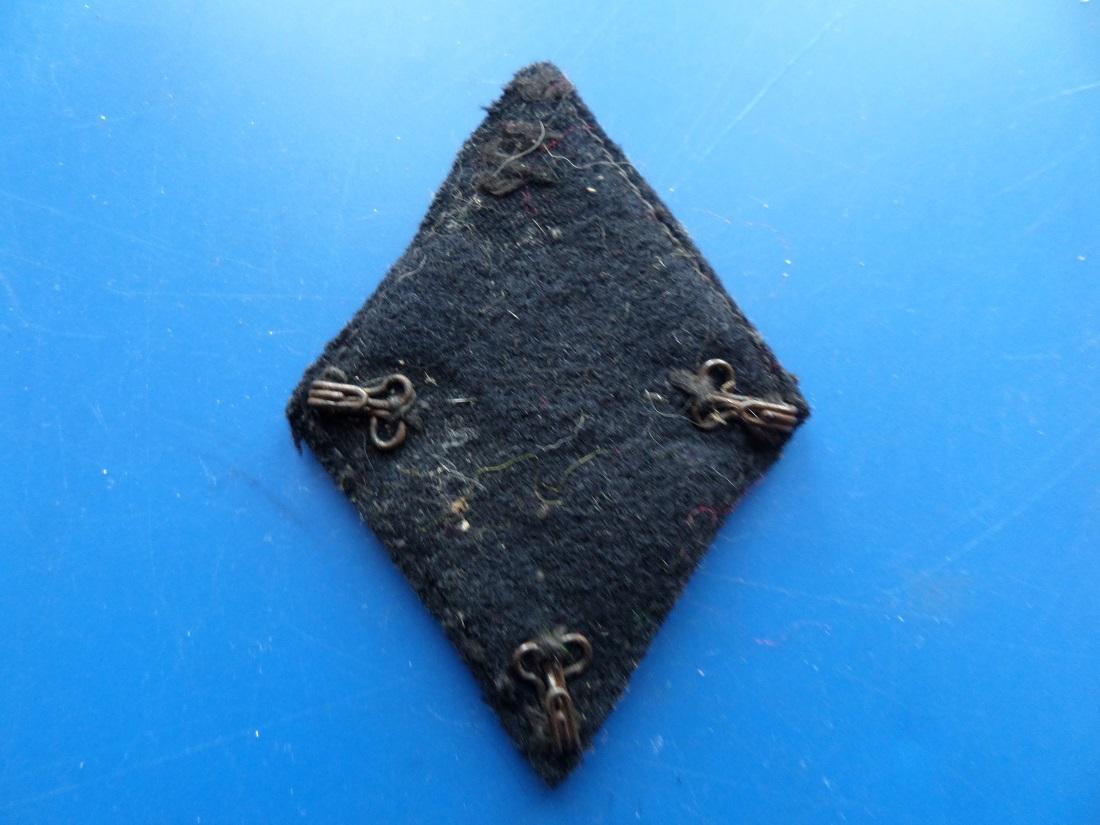 Losange mdl 45 9 regiment de dragon