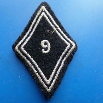 Losange mdl 45 9 regiment dragons