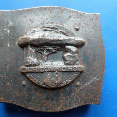 Matrice 48 regiment infanterie