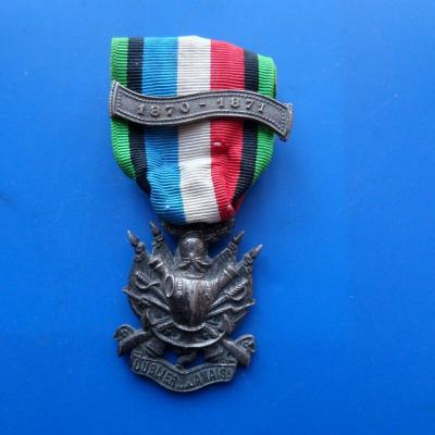 Medaille 1870 1871