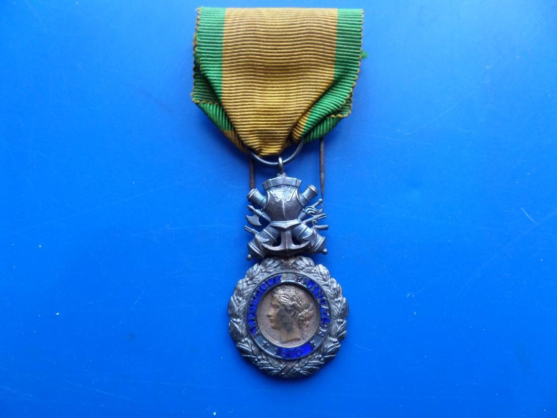 Medaille 1870