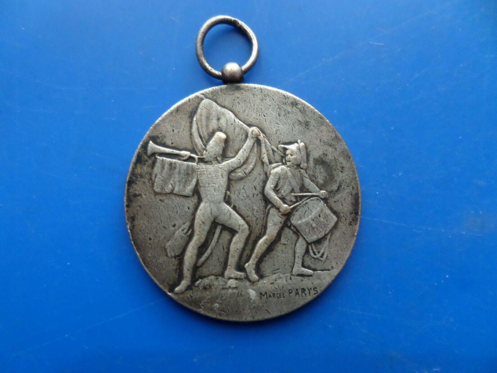 Medaille a identifier