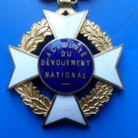 Medaille academie du devouement 1