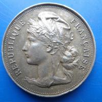 Medaille argent certificat