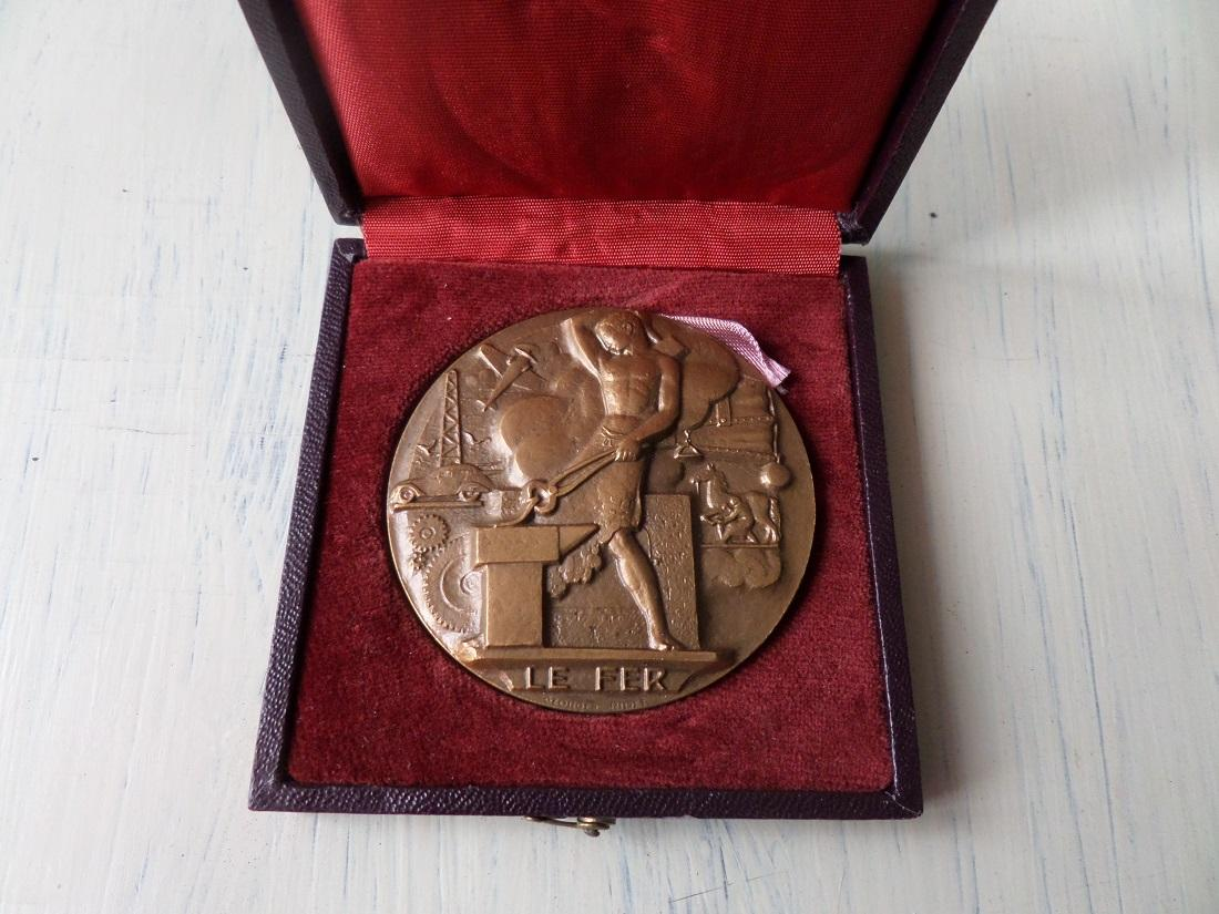 Medaille georges ridet