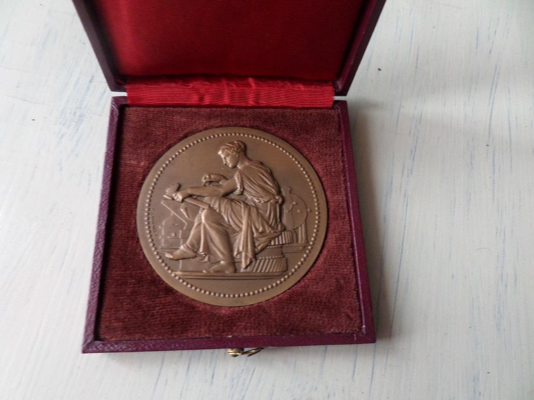 Medaille graveur dubois